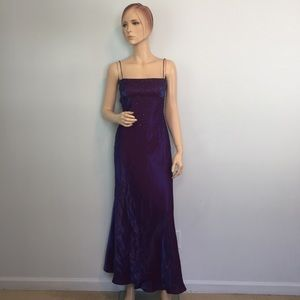 Morgan & Co by Linda Bernell Purple Gown Dress 3/4
